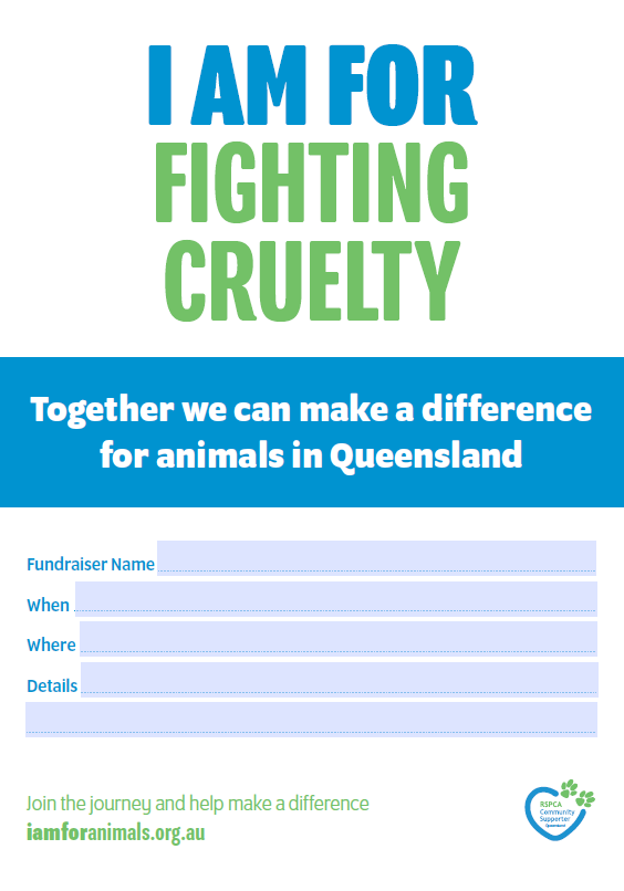 Invitations - I Am For Fighting Cruelty
