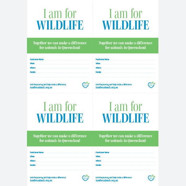 Invite - Wildlife